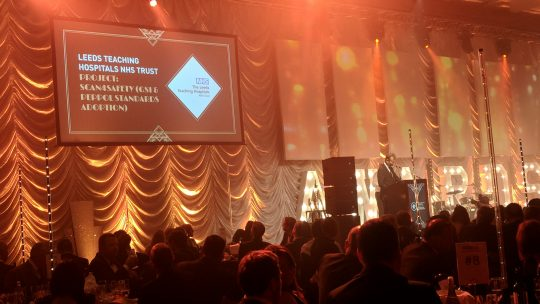 Leeds wins 'Paperlite Project of the Year'